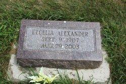 Cecelia C <i>Ushman</i> Alexander
