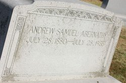 Andrew Samuel Abernathy