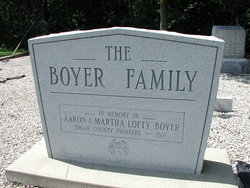 Boyer Family Cemetery