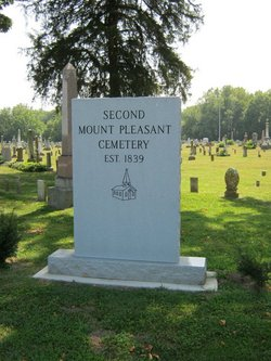 Second Mount Pleasant Cemetery