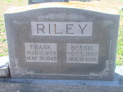 Bessie Bell <i>Been</i> Riley