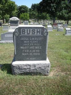 Mary Elizabeth <i>Noel</i> Bush