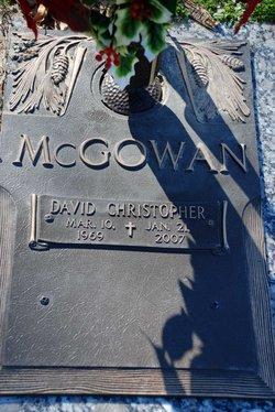 David Christopher McGowan