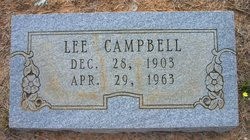 Lee A Campbell