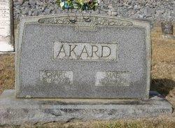Mae <i>Sanders</i> Akard