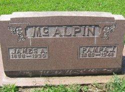 James Alford McAlpin