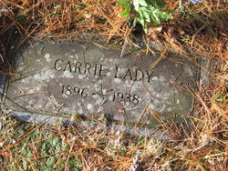 Carrie A. Lady