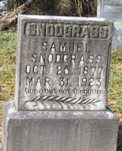 Samuel Pleasant Snodgrass, Jr