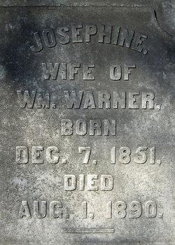 Josephine <i>Frank</i> Warner