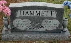 Millie Cathrine <i>Ponds</i> Hammett