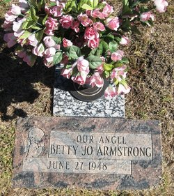 Betty Jo Armstrong