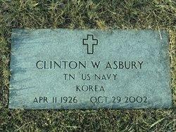 Clinton Winslow Asbury