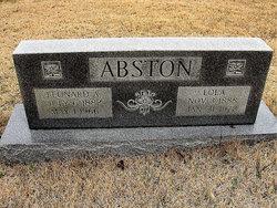 Leonard Alva Abston