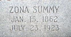 Arizona Zona <i>Summy</i> Cunningham