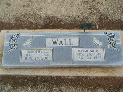 Dorothy Grace <i>Wood</i> Wall