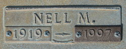 Nellie Virginia Nell <i>Mabe</i> Mickey