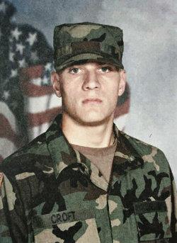 Sgt David Andrew Croft, Jr
