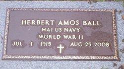 Rev Herbert Amos Ball