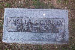 Angela <i>Kincaid</i> Carney
