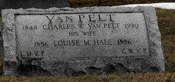 Louise M <i>Hale</i> Van Pelt