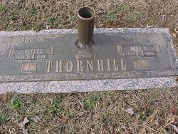 Lora E. <i>Bell</i> Thornhill