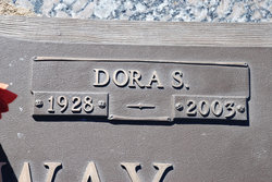 Dora Mae <i>Smith</i> Carraway