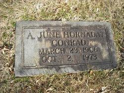 A June <i>Hornaday</i> Conrad