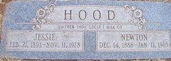 Jessie Frances <i>Huffman</i> Hood