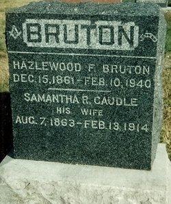 Samantha R <i>Caudle</i> Bruton