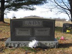 Mary <i>Brown</i> Lady