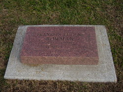 Frank Eugene Bowman