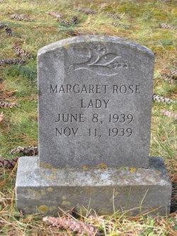 Margaret Rose Lady