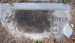 Cathi DeEtte Baker