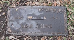 Sarah <i>Berlin</i> Adelman