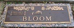 Phillip L Bloom