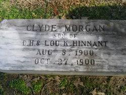 Clyde Morgan Hinnant