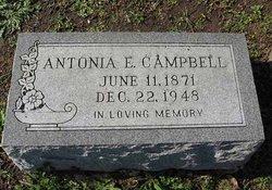 Antonia E. Campbell