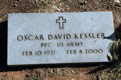 Oscar David Pete Kessler