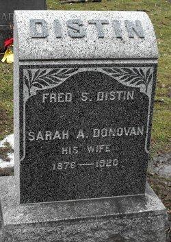 Fred S Distin
