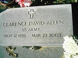 Clarence David Allen
