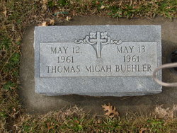 Thomas Micah Buehler