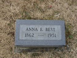 Anna Elizabeth <i>Cadwallader</i> Best