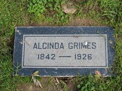Alcinda <i>Tucker</i> Grimes