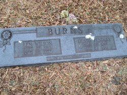 Len Wilson Burns