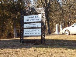 Church of God Faith of Abraham Cemetery