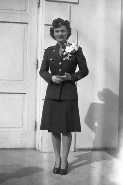 Capt Dorothy Jeanette Jane <i>Zeltinger</i> Maloney