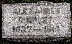 Alexander Alex Simplot