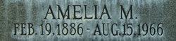 Amelia M Abel