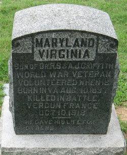 Maryland Virginia Griffith