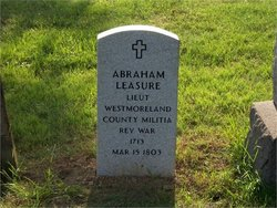 Abraham Leasure, Jr